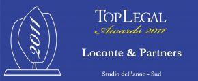 Loconte & Partners: miglior studio del sud Italia 2011